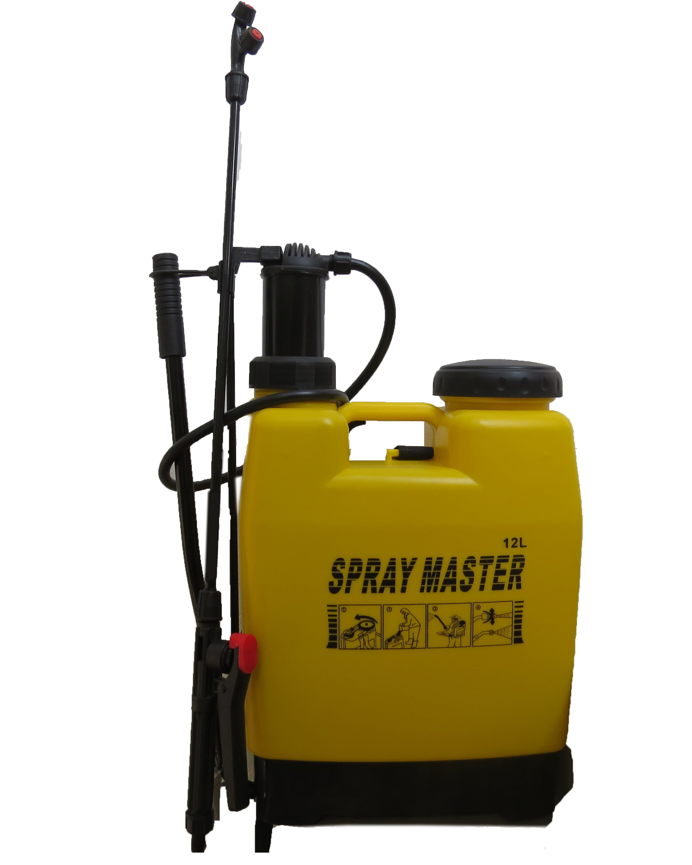 Garden Hand Sprayer 12L