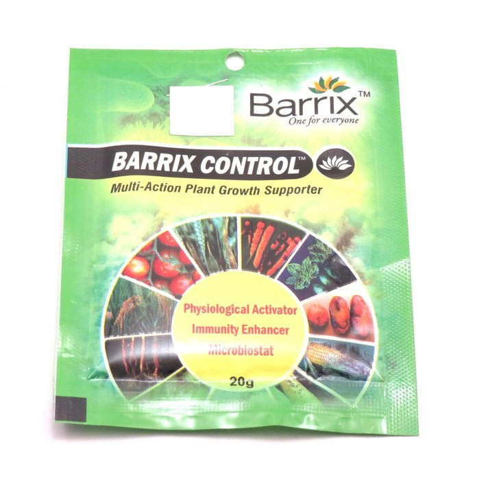 Barrix Control Multi-Action Plant Growth Supporter 20g
