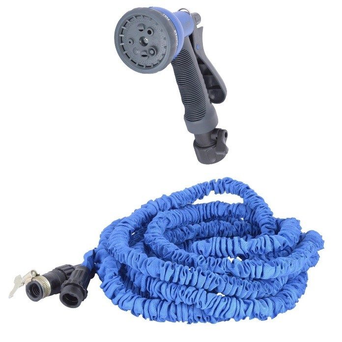 Concorde Expandable Hose 17-50ft with sprinkler