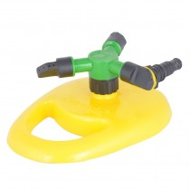 Concorde oval base 3 arm adjustable sprinkler