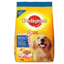 Pedigree Adult Chicken and Vegetables, 1.2 kg