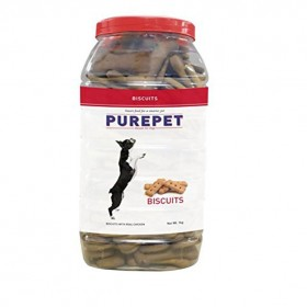 PUREPET REAL CHICKEN BISCUIT, 500 G (CHICKEN)