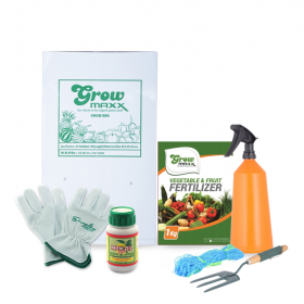 VEGETABLE GARDENING COMBO (CLIMBERS) STANDARD KIT