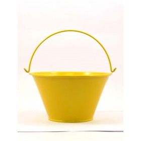 MINI FLOWER POT(YELLOW)