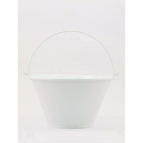MINI FLOWER POT(WHITE)