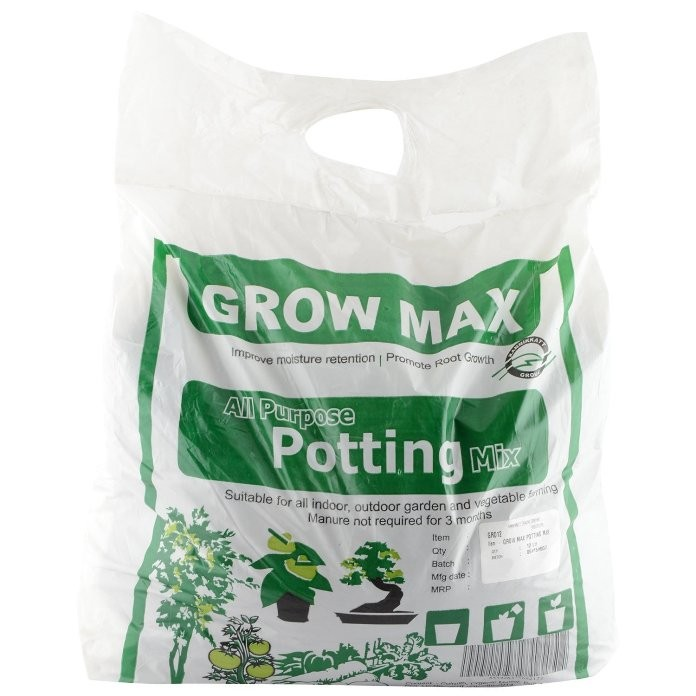 GrowMax Potting Mix 12L