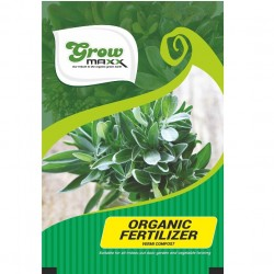 GROWMAXX ORGANIC FERTILIZER 2KG