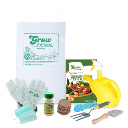 VEGETABLE GARDENING COMBO (CLIMBERS) MEGA KIT