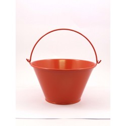 MINI FLOWER POT(RED)