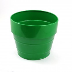 ROUND FLOWER POT(GREEN)