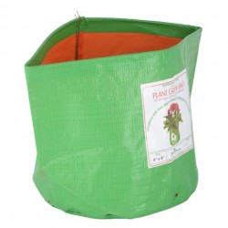"AGRICOM POLY FABRIC GROW BAG - 9"" X 9"""