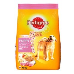 PEDIGREE PUPPY CHICKEN AND MILK, 400 G