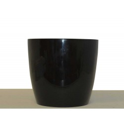 VALENCIA 25CM BLACK (SET OF 2)