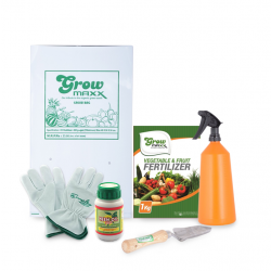 VEGETABLE GARDENING COMBO STANDARD KIT